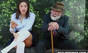 RealityKings - Adolescence Love Huge Cocks - (Abella Danger) - Bus Deterrent Creepin