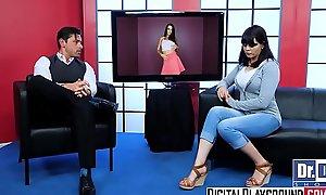DigitalPlayground - Wild Teen Talk Show working capital Lily Adams and Ryan Driller