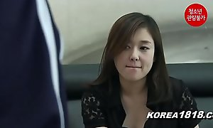 KOREA1818 XNXX leman video  - Korean Legal age teenager Home Alone