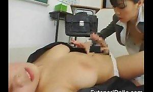 Oriental Futanari Teen Nympho!