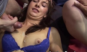 Tiny petite milf eaten parts increased by fucked
