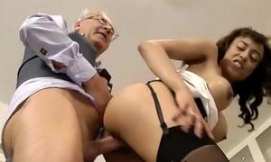 Slutty stockings virago gets fucked