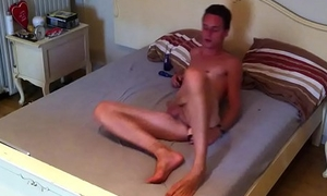 A chum Twink finds some interesting toys