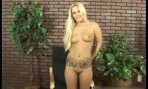 Hot big boobed kirmess slut with sexy