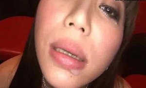 Asian Teen Extreme Coupled Blowjob Session