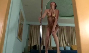 Toys With an increment of Dildos For Delight Herself Prepayment Camera clip-29