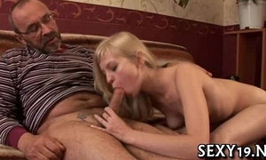 3some lesson with ancient teacher