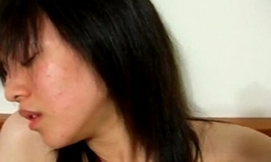 Young Chinese Unsubtle Cam Show