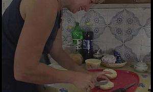 Kermis Granny Morning Cock Breakfast