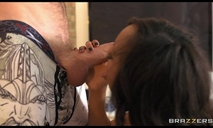 Horny Ebony bridesmaid fucks a stripper at one's fingertips the Bachelorette party