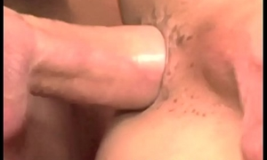 Twinks butt pounded bareback by lend substance cock