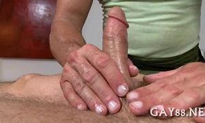 Massaging young hard detect