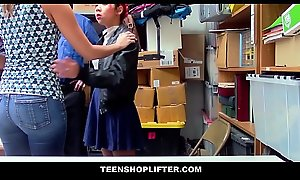 Cute Asian Mom Christy Love Fucks Office-holder To Get Her Asian Teen Daughter Off Of Shoplifting Charges