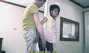 Thai legal epoch teenager babyslut
