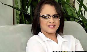 Brazzers - Girlhood Equal to It Chubby - (Holly Hendrix) - My Mean Sugar-coat Daddy - Trailer