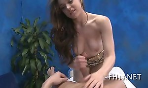 Cute sexy Eighteen savoir vivre grey gets drilled hard