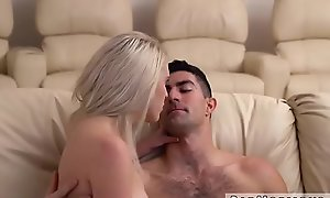 Adolescence kissing tits chum'_s brother Rey has a venal little secret. He