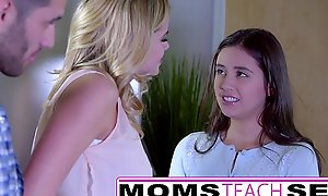 Momsteachsex - showing my legal age teenager daughter no matter how to ...