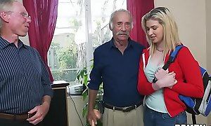 Braces legal age teenager stacie fucks old henchman