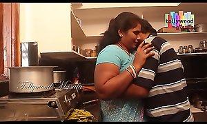 Hot desi masala aunty seduced by a teen young man