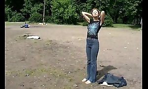 Young nudist beach legal age teenager