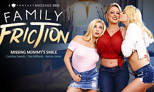 Family Friction 4: Missing Mommy's Smile, Chapter #01