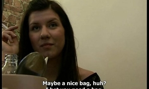 Czech Streets - Young Teen Girl Gets it Enduring in Hotel Acreage